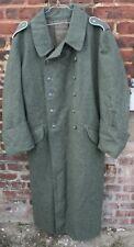 capote en laine de l'armée allemande 2e guerre  XXL