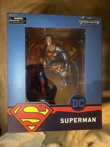 Diamond Select DC Gallery Collectibles Superman Statue New Joker Batman Arkham