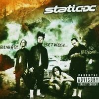 STATIC-X - BENEATH,BETWEEN,BEYOND CD ROCK 18 TRACKS NEU