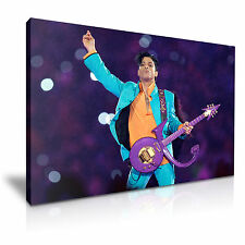 Prince Rogers Nelson Canvas Framed Print 30X20 INCH / 76x50CM