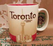 Starbucks Coffee City Mug/Tasse/Becher TORONTO,Global Icon, NEU&unbenutzt!!