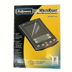 Fellowes WriteRight Micro-Thin Screen Protectors for Palm m500 series (98081)