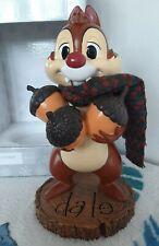🐿🥜 Disneyland Paris Dale Christmas figurine (From Chip & Dale) Nutcracker 🐿🥜