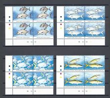 ASCENSION ISLAND 2006 SG 940/3 MNHBlocks of 4 Cat £29