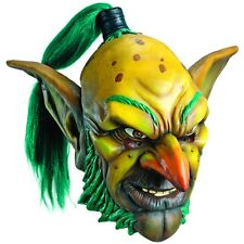 Deluxe Goblin Mask WOW Costume Accessory Adult World of Warcraft Halloween