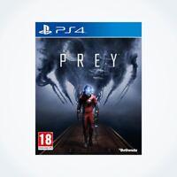 PREY sur PS4 / Neuf / Sous Blister / Version FR