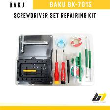 BAKU BK-7015 Mobile Phone Repairing Screwdrivers Set Kit For All Smart Phones UK