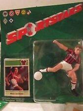 Marco Van Basten AC Milan Sportstars Action Figure by Kenner NIB NIP new in box