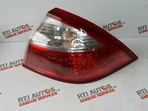 SAAB 9-3 2003-2007 CONVERTIBLE REAR O/S RIGHT DRIVER SIDE LIGHT UNIT 12830938