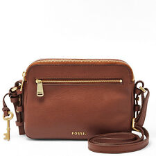 Fossil Women's Piper Toaster Bag Brown ZB6865200