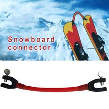 Ski Tip Connector Snowboard Connector Snowboard Clip Outdoor Sport