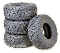Set of 2 WANDA UTV ATV Tires 22x10-10 22x10x10 22-10-10 4PR 10238 Polaris Ace