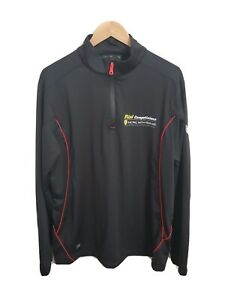 Ferrari Risi Competizione Jacket Sweater Pullover Zip Up By Marwin Size L Large