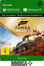 Forza Horizon 4 Ultimate Edition - Xbox One & Windows 10 Spiel Download Key - EU