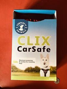 CLIX Car Safe Dog Harness - Seat Belt or Walking - Large L