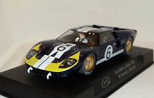 SLOT IT SICA20A FORD GT40 MKII LEMANS 1966 ANDRETTI & BIANCHI 1/32