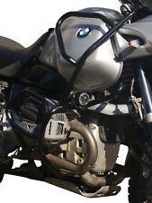 Crash Bars Pare carters Heed BMW R 1150 GS ADVENTURE 01-05 Full Bunker noir+Sacs