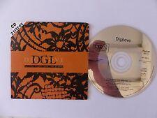 CD Single DIGILOVE Let the night take the blame 861688 2