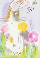 Hallmark Expressions Greeting Card: Funny Bunny Brings Easter Greetings