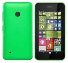 NUOVO Nokia Lumia 530 DUAL SIM VERDE 4GB 3G Sbloccato Windows Phone 1 anni di garanzia