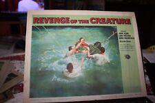 Revenge of the Creature Original Lobby Card 1955 horror movie # 3
