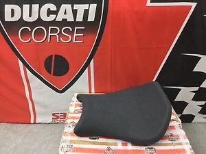 Ducati Tecnosel Racing Seat Pad BRAND NEW 748 916 996 998 GENUINE Ducati Parts