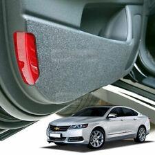 Felt Door Shield Cover Scratch Anti Kick Protector For CHEVROLET 2014-18 Impala