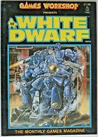 Gaming Magazine - White Dwarf - Issue 98 Games Workshop Feb 1988