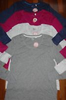 NWT Womens Juniors Plus 1X Lot of 4 Long Sleeve Tops  By SO