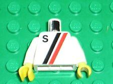 LEGO Minifig Torso S Ref 973p14 / Set 6357 1518 6644 6502 6634 6381 6395 6509...