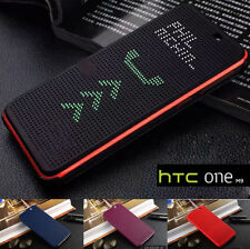 Unbranded/Generic Synthetic Leather Matte Mobile Phone Cases, Covers & Skins for HTC
