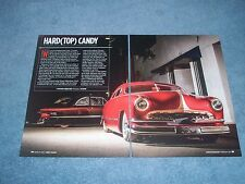 "1949 Ford Hardtop Custom Led Sled Article ""Hard(Top) Candy"""
