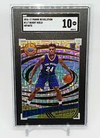 2016-17 Revolution Infinite #117 Buddy Hield RC Rookie SP Pelicans SGC 10 Gem