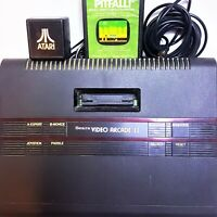 Video Arcade II Sears Atari 2600 Console Video Game System WORKING