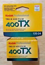 Kodak Professional Tri-X 400TX Black & White 135/24 ~ New ~ Expired 07/2005