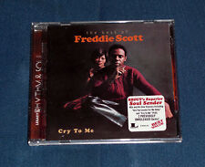 Best of FREDDIE SCOTT Cry To Me NM Shout Soul Sender ARE YOU LONELY FOR ME BABY