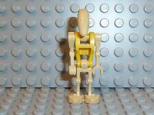 LEGO® Star Wars Figur Battle Droid Commander gelb aus 7670 7681 sw184 F252