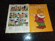 DONALD DUCK - NO 6 - Date 02/1972 - Dutch Walt Disney Comic (In Dutch)