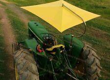 TU56Y Universal Tractor YELLOW Complete Umbrella Set-up for JOHN DEERE