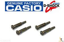 CASIO G-Shock GW-A1000 Original Watch Band SCREW GUN METAL GW-A1100 (QTY 4)