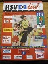 05/04/1994 Hamburg v Borussia Dortmund  . Thanks for viewing our item, buy with