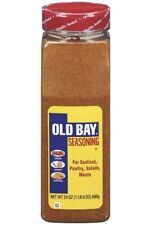Old Bay Seasoning 24 oz Great Seasoning For Seafood Poultry Meats & Salads