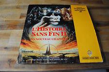 Film Laserdisc LD L'HISTOIRE SANS FIN II 2 version FR PAL