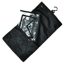 NWT Lululemon Break Free Kit Sweaty Black Toiletry Cosmetic Travel Gym Bag Pouch