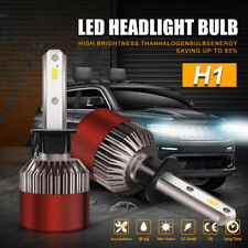 Pair H1 1300W 195000LM OSRAM Car LED Headlight Bulbs Conversion Kit 6000K 3000K