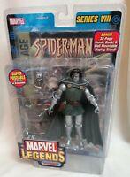 MARVEL UNIVERSE - Marvel Legends Series VIII Dr Doom Doombot 2004 Toy Biz