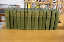 Lot of 14 Chapman & Hall 1911 Charles Dickens Hardcover books Centenary Edition