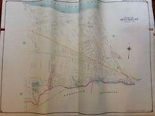 1909 Belcher Hyde Baiting Hollow Riverhead Suffolk Cty Li Ny Atlas Map Plat