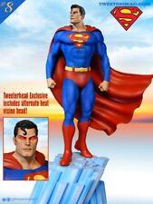 Superman Super Powers Maquette Statue by Tweeterhead - Exclusive Version