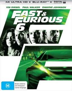 Fast and Furious 6 UHD
